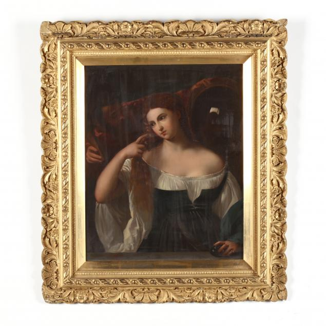 after-titian-italian-circa-1488-1576-woman-with-mirror