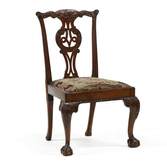 chippendale-carved-mahogany-side-chair