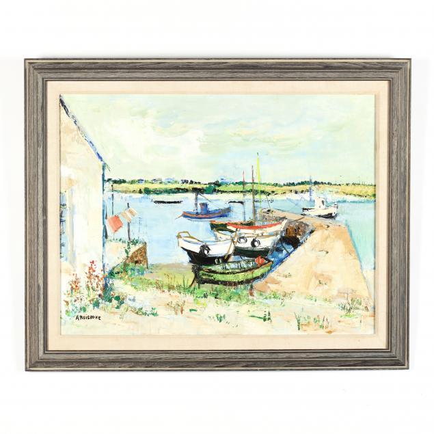 yolande-ardissone-french-b-1927-sunlight-harbor