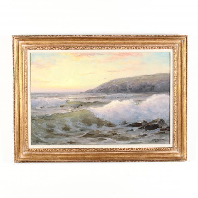 george-f-schultz-il-1869-1934-seascape-at-sunrise
