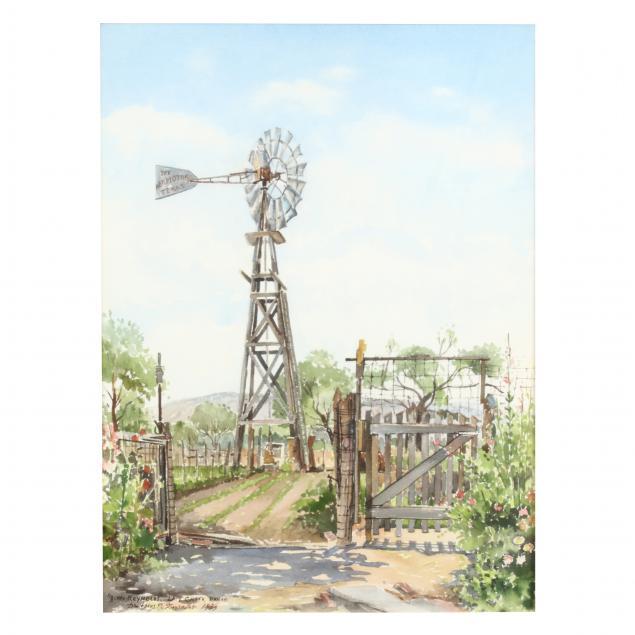 dimitrios-zografos-greek-american-1909-1988-a-suite-of-ten-watercolors-of-texas-scenes