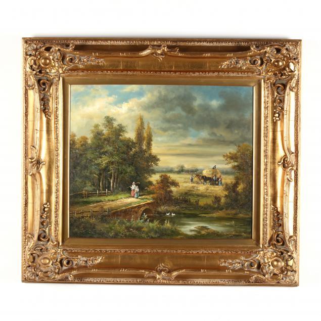contemporary-decorative-landscape-painting