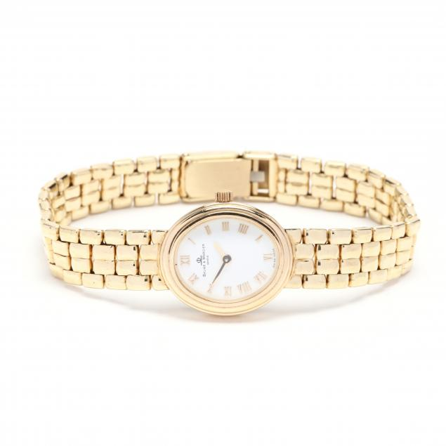 lady-s-14kt-gold-watch-baume-mercier
