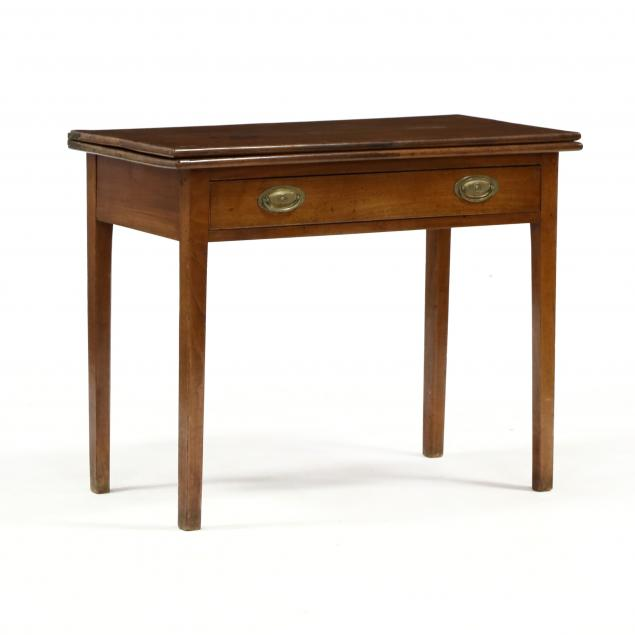 federal-walnut-game-table