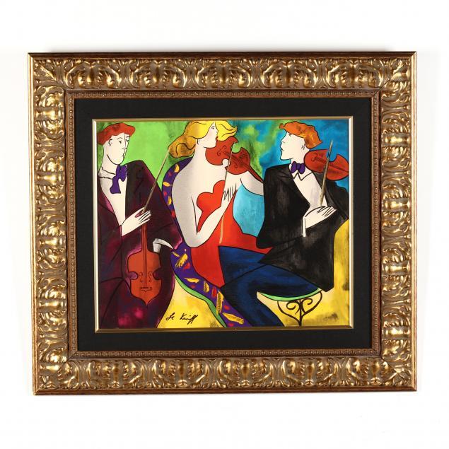 linda-le-kinff-french-born-1949-i-trio-ii-i