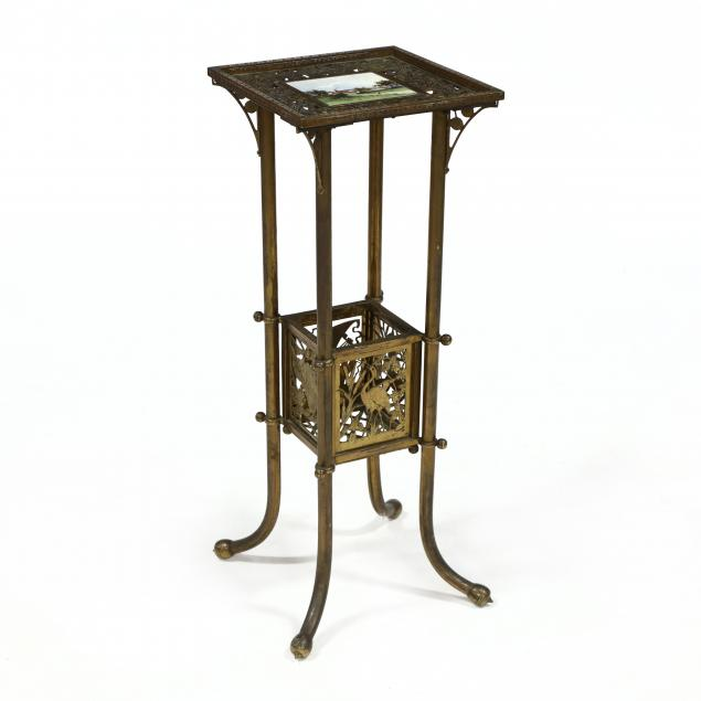 aesthetic-period-brass-and-tile-stand