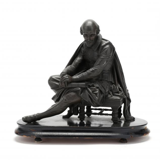 seated-william-shakespeare-in-bronzed-metal
