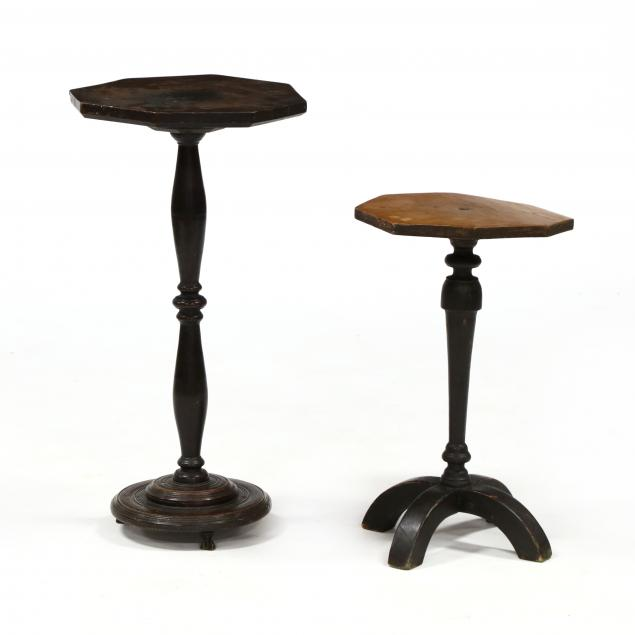 two-new-england-colonial-candlestands