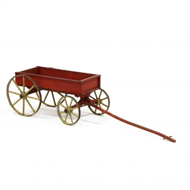 antique-painted-wagon
