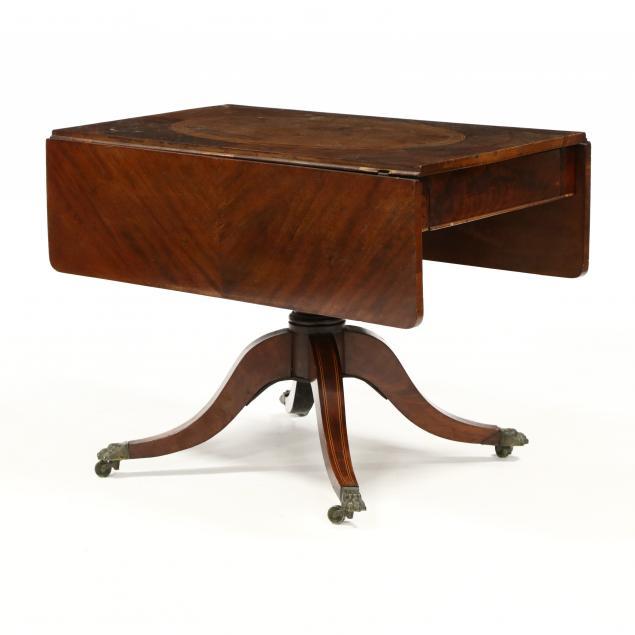 regency-inlaid-mahogany-drop-leaf-breakfast-table