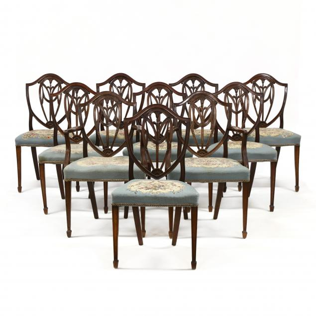 set-of-ten-antique-english-hepplewhite-style-mahogany-dining-chairs