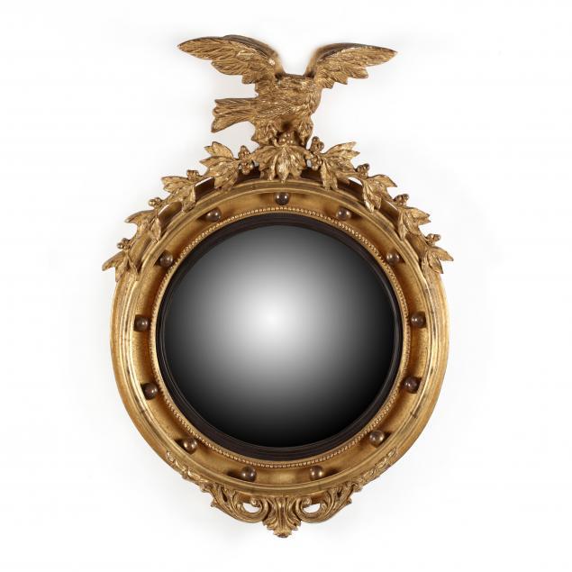 vintage-classical-style-gilt-bullseye-mirror