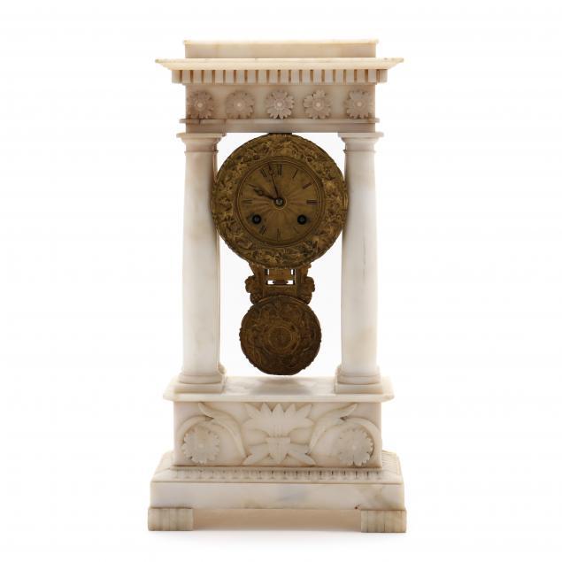 a-classical-mantel-clock