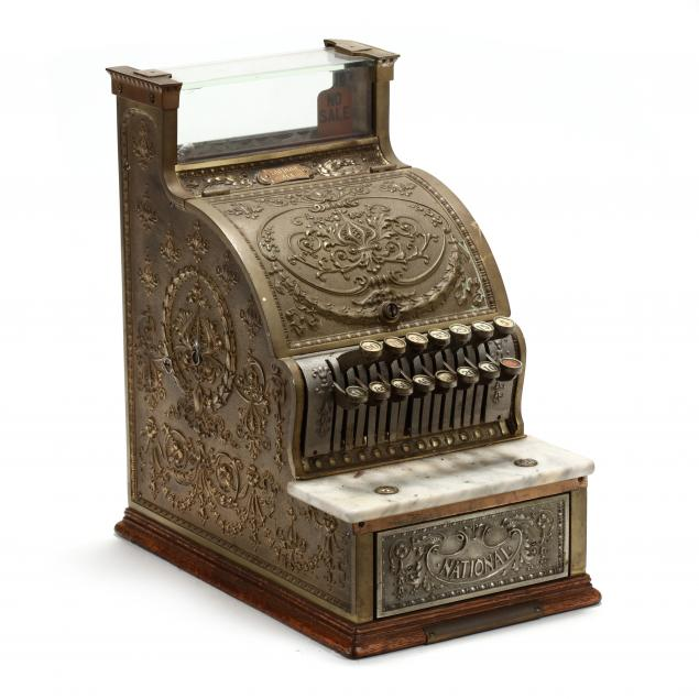 national-model-313-brass-cash-register
