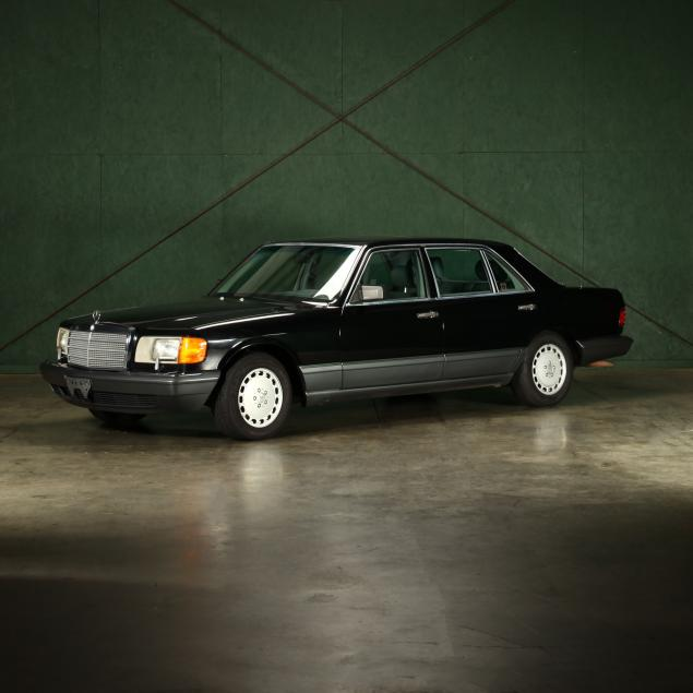 one-owner-1991-mercedes-benz-560sel