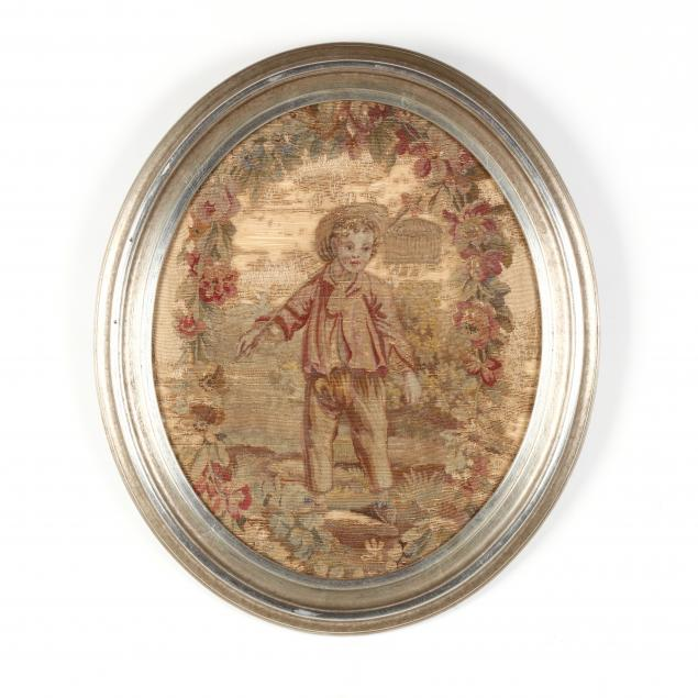 antique-needlework-of-a-young-boy