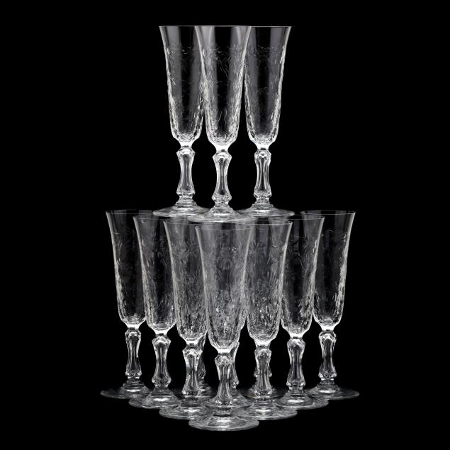 st-louis-13-engraved-crystal-champagne-flutes
