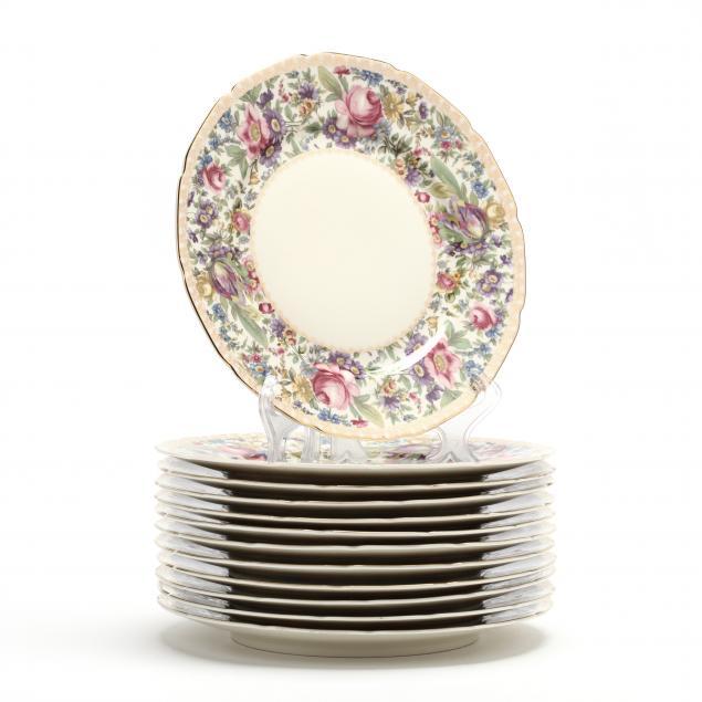 set-of-twelve-rosenthal-garden-caprice-plates