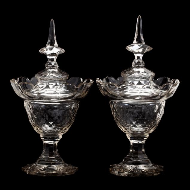 pair-of-anglo-irish-style-lidded-cut-glass-sweet-meat-urns