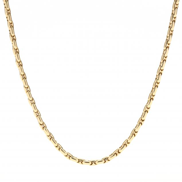 18kt-gold-fancy-chain-necklace-chimento