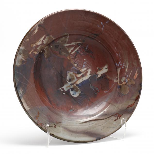 john-glick-american-b-1938-art-pottery-wall-charger
