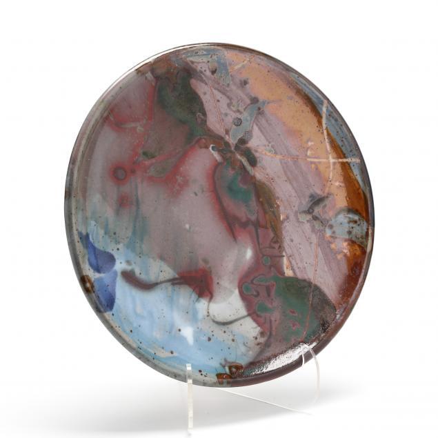 john-glick-american-b-1938-art-pottery-charger