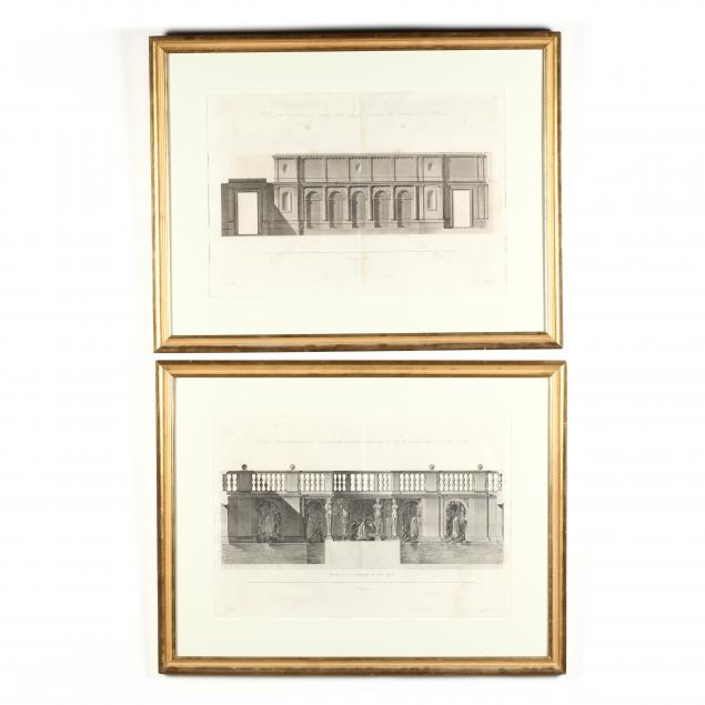 two-large-roman-architectural-engravings-18th-century