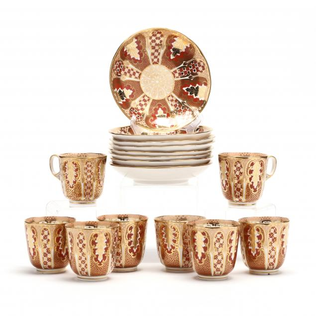 set-of-eight-antique-davenport-acanthus-teacups-and-saucers