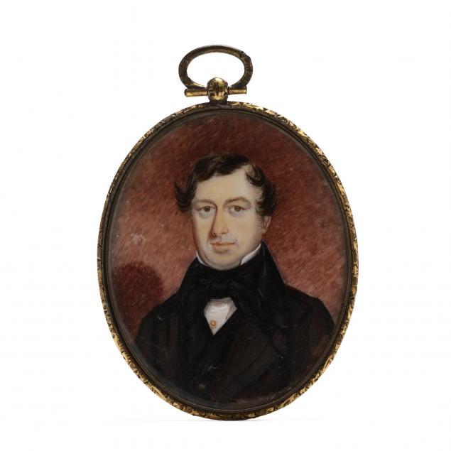a-miniature-portrait-of-a-gentleman