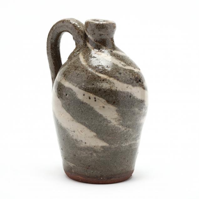 western-nc-pottery-burlon-craig-nc-1914-2002-jug