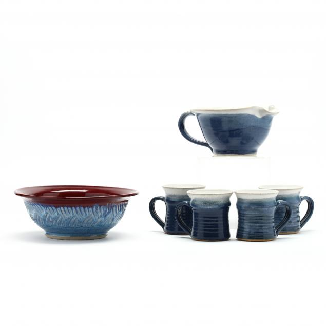 western-nc-pottery-vessels-clyde-gobble-1932-2014