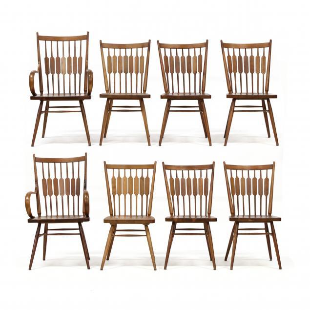 kipp-stewart-pa-1928-2003-set-of-eight-i-declaration-i-dining-chairs