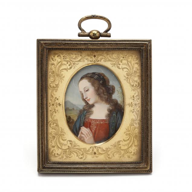 portrait-miniature-of-the-madonna