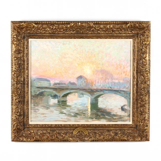henri-lebasque-french-1865-1937-i-coucher-de-soleil-sur-la-riviere-i