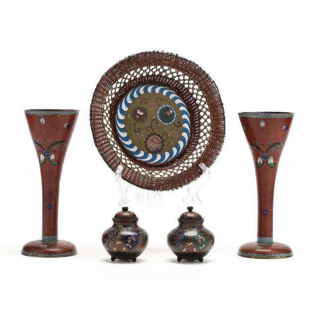 a-group-of-asian-cloisonne