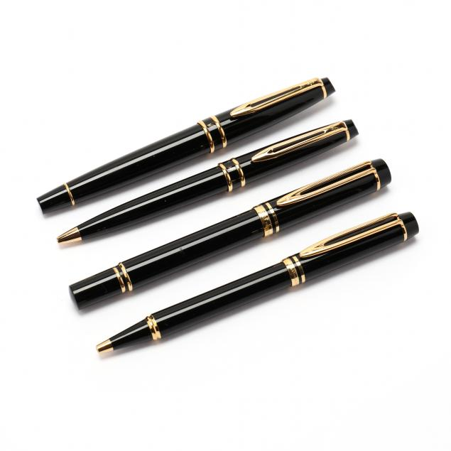four-waterman-writing-instruments