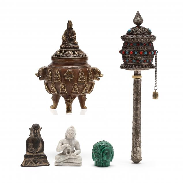 a-group-of-buddhist-decorative-arts