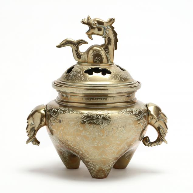 a-chinese-brass-covered-censer