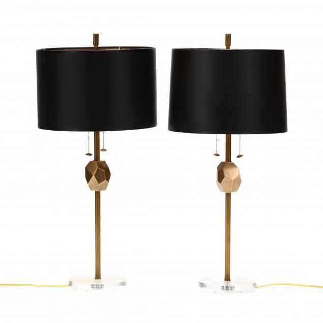 a-pair-of-modernist-brass-and-lucite-table-lamps