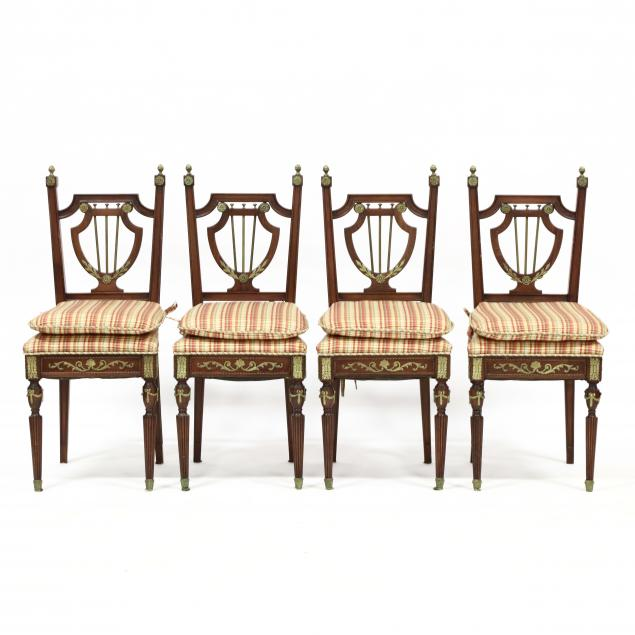 four-louis-xvi-style-carved-mahogany-side-chairs