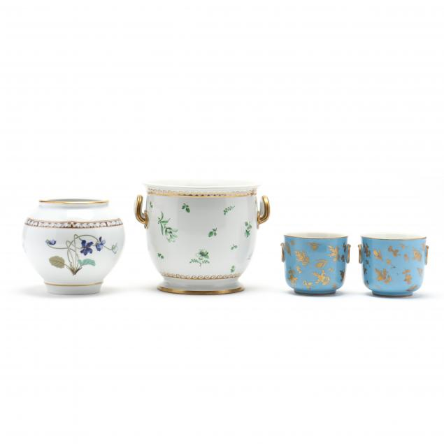 four-french-porcelain-cachepots