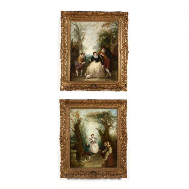 att-henry-andrews-british-1796-1868-two-courting-scenes