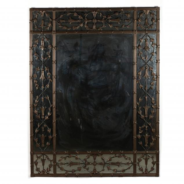 uttermost-large-iron-neoclassical-style-wall-mirror