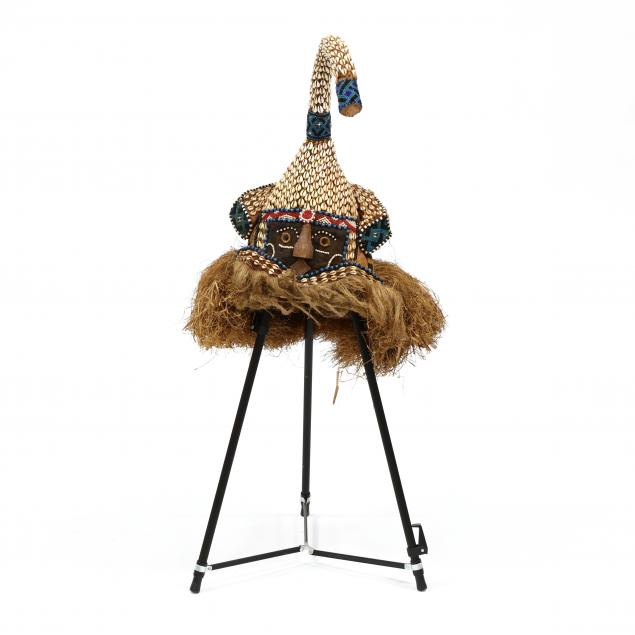 zaire-kuba-mukanga-elephant-festival-mask