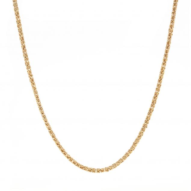 18kt-gold-fancy-link-chain-necklace