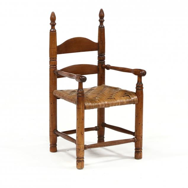 antique-style-child-s-ladderback-chair