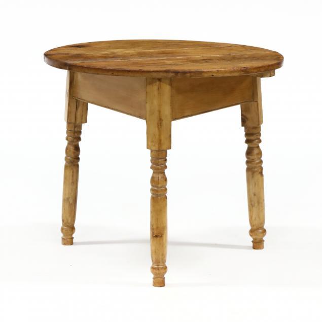 three-legged-pine-table