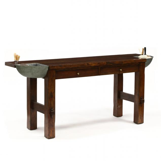 oyster-shucking-table-from-bob-timberlake-s-studio-and-collection