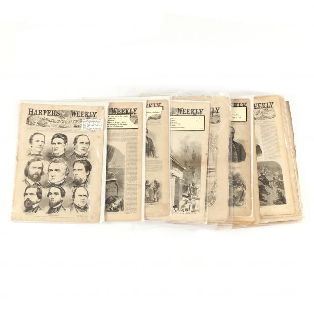 138-issues-of-i-harper-sweekly-i-1861-1865
