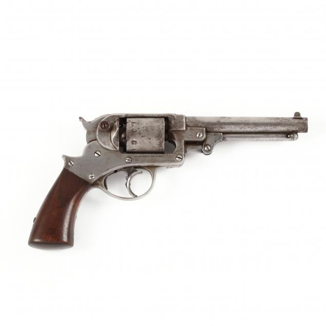 starr-double-action-percussion-model-1858-army-revolver